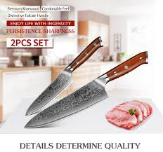 Набор кухонных ножей XINZUO из 2 предметов, кухонный <b>нож</b> из ...