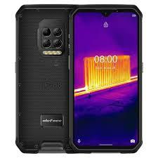 <b>Ulefone Armor 9 4G</b> Rugged Phone 8GB+128GB FLIR Thermal ...