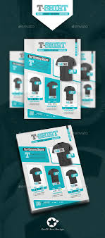 t shirt flyer templates by grafilker graphicriver t shirt flyer templates commerce flyers