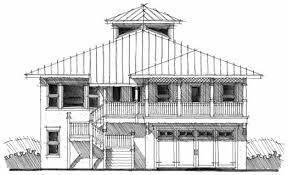 Beach Style House Plans   Plan   Beach Style House Plans