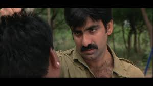 He gave the policeman a serious demeanour that was almost out of place in the mass madness. The action scenes look great and Ravi Teja is up to the ... - cinemachaat_vikramarkudu_asp-vikram-singh-rathore