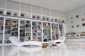 contemporary home library design ideas with unique modern sofa interior decorating plans room ideas modular bookshelves adorable home library