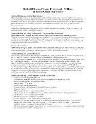 Medical Billing Resume Haadyaooverbayresort Com
