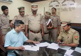 five reasons why police reforms will never be a reality the quint ips officer amitabh thakur filing a complaint against samajwadi party president mulayam singh yadav in lucknow