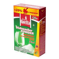 Купить <b>порошок</b> Фрау Гретта для мытья посуды в <b>ПММ</b> 1 кг, цены ...