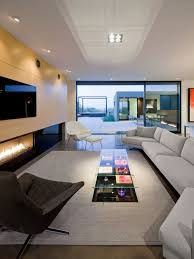 nice modern living rooms: modern living room design for well modern living room design ideas remodels photos decoration