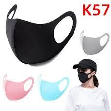 1PC Cotton Mouth Mask Anti Haze Dust Washable Reusable ... - Vova