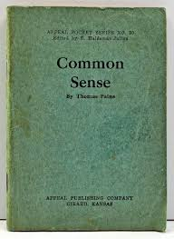 thomas paine paine thomas common sense appeal pocket series no 50