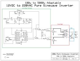 adaptable 12vdc 220vac pure sinewave inverter Sine Wave Inverter Circuit Diagram Sine Wave Inverter Circuit Diagram #3 sine wave inverter circuit diagramusing 555