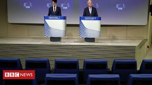 <b>Stand</b>-off or stalemate: <b>EU</b>-<b>UK</b> Brexit trade talks in trouble - BBC News