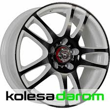 Купить колесный <b>диск NZ F</b>-<b>45</b> 8xR18 5x120 ET42 DIA67.1 белый ...
