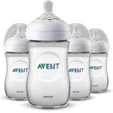 <b>Philips Avent</b> Natural Baby Bottles for Newborns | <b>Philips Avent</b>