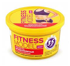 Fitness Model <b>скраб для тела</b> антицеллюлитный пряный ...