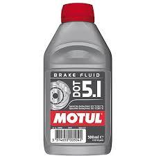 Купить <b>Тормозная жидкость Motul DOT</b> 5.1 Brake Fluid 0,5л в ...