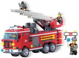 <b>Enlighten Brick</b> Fire Rescue (364 детали) - Акушерство.Ru