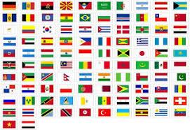 Resultado de imagen para imagen de muchas banderas