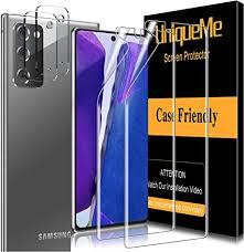 [ 3 Pack ] UniqueMe 1 pack TPU Soft Screen Protector ... - Amazon.com