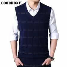 COODRONY <b>Sweater</b> Men Knitted Cashmere Wool Mens <b>Sweaters</b> ...