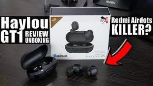 <b>Haylou GT1</b> TWS REVIEW: Is It Better Than Redmi AirDots? - YouTube