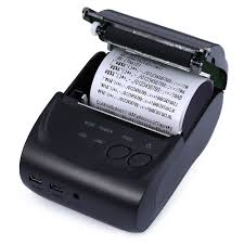 <b>ZJ</b> - <b>5802LD Mini</b> Bluetooth 2.0 3.0 4.0 58mm Thermal Receipt ...