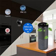 2019 <b>GIAHOL Air</b> Purifier With HEPA Filter Fresh <b>Air Anion Car</b> ...