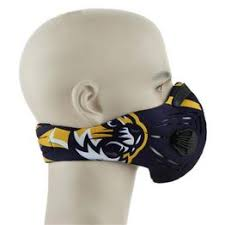 Outdoor PM 2.5 <b>Cycling</b> Face Mask <b>Activated carbon Dustproof</b> Anti ...
