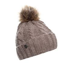 New Balance <b>Women's Lux Knit POM</b> Beanie 5500343-036 500343 ...