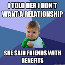Friends With Benefits Memes - friends with benefits movie memes ... via Relatably.com