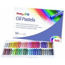 <b>Пастель масляная Pentel Arts</b> | Отзывы покупателей