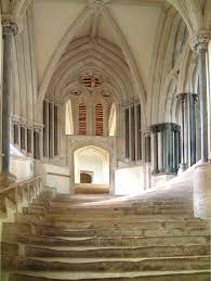 england style steps: the famous chapter house steps steps try the famous chapter house steps