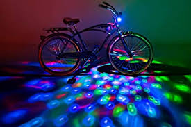 Brightz CruzinBrightz Blinking Tri-<b>colored</b> LED <b>Bicycle</b> Accessory <b>Light</b>