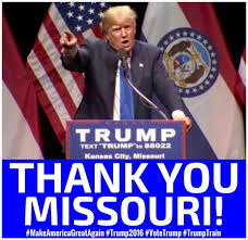 Image result for donald trump missouri