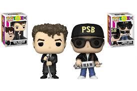 <b>Pet Shop Boys</b> becoming Funko Pops