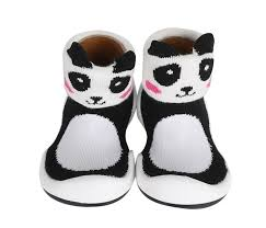 <b>Komuello Ботиночки</b>-<b>носочки</b> Cheek panda - Акушерство.Ru