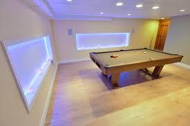 basement track lighting led strip lighting basement basement lighting track lighting track