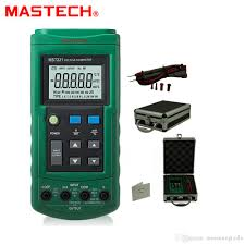 2019 <b>Mastech MS7221 Volt</b>/<b>MA</b> Voltage Current Calibrator <b>Source</b> ...