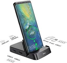 Baseus USB Type C HUB Docking Station ... - Amazon.com