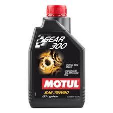 <b>Трансмиссионное масло MOTUL</b> Gear 300 75w-90 для КПП ...