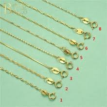 Compare prices on Gold <b>925</b> 45cm - shop the best value of Gold ...
