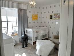 3 polka dot nursery wall black contact paper project