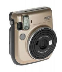 <b>Фотоаппарат Fujifilm Instax Mini</b> 70 золотой купить недорого в ...