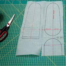 <b>Носки</b>-тапочки из остатков трикотажа или ненужных вещей ...