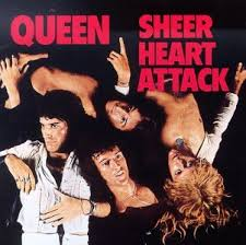 <b>Queen</b>, Freddie Mercury, Roger Taylor - <b>Sheer Heart</b> Attack ...