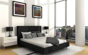 f interesting bedroom space saving furniture interior home design with black bed frame and white bedding and pillows also black table lamp shades over bedroom black sets cool beds