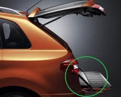 Ремонт <b>упоров</b> багажника на Renault Koleos