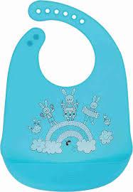 <b>Нагрудник Happy baby</b> силиконовый - купить с доставкой в ...
