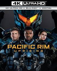 Pacific Rim: Uprising [Includes Digital Copy] [4K Ultra HD Blu-ray ...