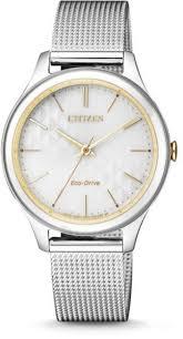 <b>Женские часы Citizen</b> Eco-Drive Elegant <b>EM0504</b>-<b>81A</b> Дешевле в ...