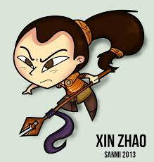 Image result for zhao xin