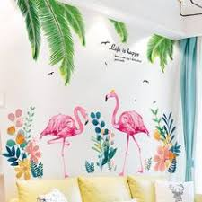 High-quality wallpaper nordic flamingo <b>unicorn</b> For Children Room ...